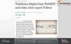 Contact center en cualquier momento y en cualquier sitio con Web RTC. Por Presence Technology.