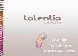 Gestión del Talento en 2013: Nuevos modelos y estrategias, por Talentia.