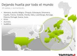 Posibilidades de Integración con la Plataforma de TomTom Business Solutions