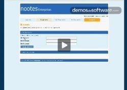 Conozca las características de la aplicación Web de gestión documental Nootes Enterprises