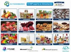Introducción a SI Foodware, un ERP para mayoristas y fabricantes de productos de alimentación basado en Microsoft Dynamics