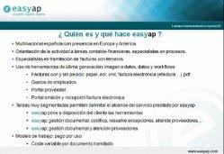 Grandes fracasos en implementación de proyectos de Factura Electrónica. Por Easyap.