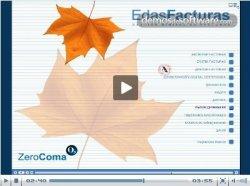 Cómo importar un plan contable con plantilla en EdasFacturas de ZeroComa