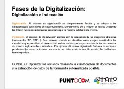Digitalizar y gestionar documentos con éxito en la empresa y la administración pública
