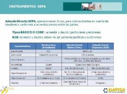 Impacto de SEPA en la empresa española, por Datisa.