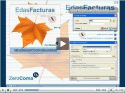 Cómo crear y buscar un fichero de conservación en EdasFacturas de ZeroComa