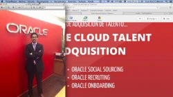 Social Recruiting y Onboarding con Oracle HCM.