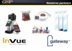 ybuy interactive, puntos de Información sobre productos en tienda, para el retail . Por  GSP.