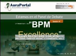 La Estrategia BPM y sus nuevas formas de negocio: BPM Cloud, Comercio Online, e-Financiero, etc. LATAMWebinars2013: