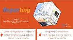 Reporting con tablas dinámicas de excel. Por Luís Muñiz.