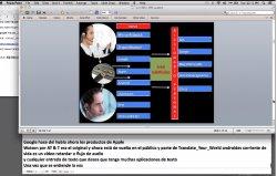 Demo de Traducción simultánea automática de voz, por Translateyourworld.com