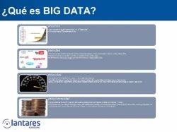 Big Data Analytics: qué es y cómo sacarle partido. Por Lantares.