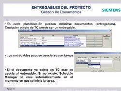 Gestión de Proyectos con Siemens Teamcenter