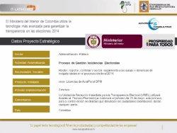 Caso Práctico: AuraPortal BPM en el Ministerio del Interior de Colombia