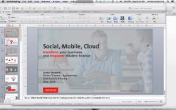 Social, Mobile y Cloud para Financieros, por Oracle.