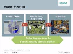 Soluciones 'Digital Manufacturing' de Siemens PLM para la industria aeroespacial