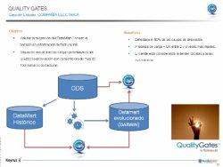 Calidad y Consistencia de los Datos en sus proyectos BI. Intro y demo a la Solución QualityGates, de Keyrus.
