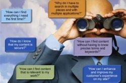 Búsqueda empresarial avanzada con IBM Content Analytics para datos desestructurados