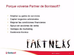 ¿Por qué ser partner de Bonitsoft BPM?