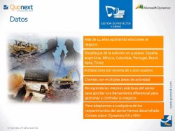 Gestión avanzada de empresas que se gestionan por proyectos con Coliseo sobre Microsoft Dynamics NAV y AX