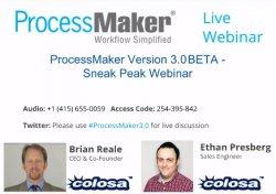 Novedades en BPM Open Source ProcessMaker 3.0