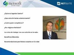 Habla el CIO: Netsuite en la Azucarera mexicana Ingenios Santos