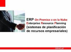 ERP On Demand Vs. ERP On Premise: ¿Qué hay que tener en cuenta?