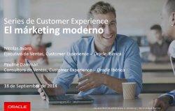 Intro a Oracle Marketing Cloud, suite de herramientas de Marketing de oracle