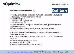 Dolibarr, ERP Open Source. Intro y demo.