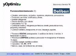 Dolibarr, ERP Open Source. Intro y demo.