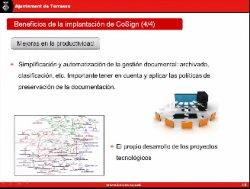 Firma Digital en el Ayuntamiento de Terrasa (Caso Práctico)