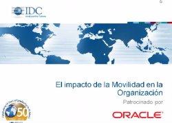 Movilidad en la empresa: Seguridad, desafios y oportunidades. Por IDC Latam.