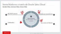 Automatización de Fuerza de Ventas con Oracle: Intro y demo