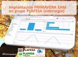 Gestión de Activos simple y eficiente. Caso de Éxito Siderúrgica Grupo Plafesa.