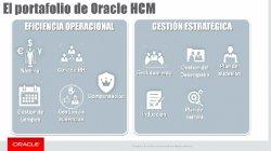 Suite de productos para RRHH de Oracle