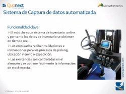 Gestión Avanzada de Almacenes con Microsoft Dynamics NAV