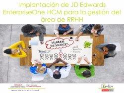 Gestión de RRHH con JD Edwards HCM en el fabricante de válvulas español Bac Valves