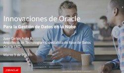 DBaaS con Oracle 12c