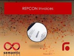 Facturas de Proveedor: Validación y contabilización certificada por AEAT, con Repcon Invoices