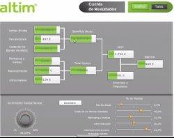 SAP BOBJ y SAP Lumira para visualización de datos. Por Altim.