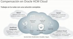 El Plan de Compensación con Oracle