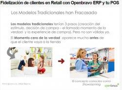 Fidelización de clientes en Retail con Openbravo ERP y tu POS