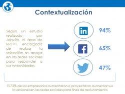 Mejores prácticas para Reclutar en las redes sociales