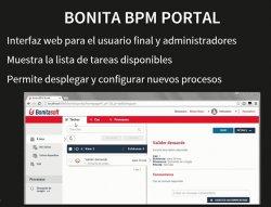 Modelado de procesos y creación de aplicaciones cumpliendo con BPMN 2 con Bonita BPM (Curso de 4 horas)