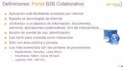 Portal B2B de Generix: Introducción y Ejemplos