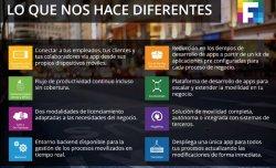 Fieldeas DaaT: Plataforma de desarrollo de aplicaciones Móviles