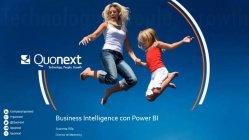 Business Intelligence para la gestión de su negocio con Power BI de Microsoft