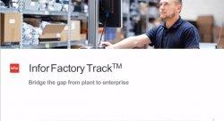 Infor Factory Track: Control de la Producción en Fabricación