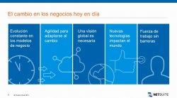 NetSuite, ¿Un Sistema de Administración ERP para mi empresa?