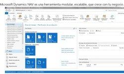 Microsoft Dynamics NAV para empresas fabricantes y distribuidores mayoristas